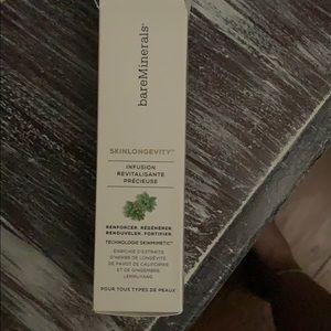 NEW! bare minerals skinlongevity serum 1.7 FL OZ